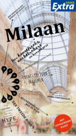Stadsgids Milaan | ANWB Extra | ISBN 9789018041458