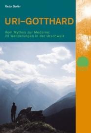 Wandelgids Uri-Gotthard | Rotpunkt Verlag | ISBN 9783858693488