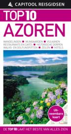 Reisgids Azoren | Capitool Top 10 | ISBN 9789000354207