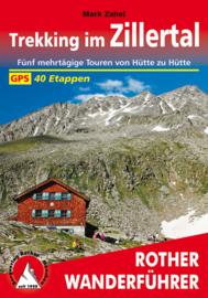 Wandelgids Trekking im Zillertal | Rother Verlag | ISBN 9783763344864
