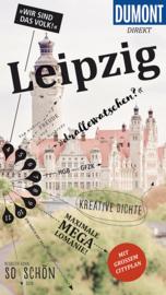 Stadsgids Leipzig | Dumont Direkt | ISBN 9783770163630