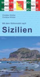 Campergids Sicilië  - Sizilien | Womo 40  | ISBN 9783869034058