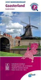 Wandelkaart Gaasterland | ANWB | 1:33.333 | ISBN 9789018046361