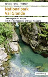 Wandelgids Val Grande, Domodossola en Lago Maggiore | Rotpunkt verlag | ISBN 9783858697356