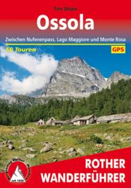 Wandelgids Ossola Täler | Rother Verlag | Zwischen Nufenenpass, Lago Maggiore und Monte Rosa | ISBN 9783763345380