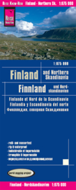 Wegenkaart Finland en Nord Scandinavien | Reise Know How | 1:875.000 | ISBN 9783831773770