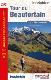Wandelgids Tour du Beaufortain : Savoie | FFRP 731 | ISBN 9782751410772