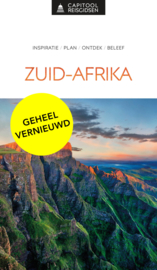 Reisgids Zuid Afrika | Capitool | ISBN 9789000369249