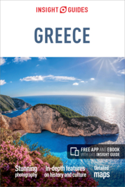 Reisgids Griekenland - Greece | Insight Guides | ISBN 9781786715302