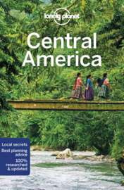 Reisgids Central America on a shoestring | Lonely Planet | ISBN 9781786574930