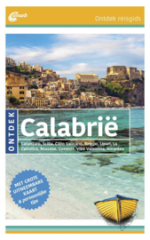Reisgids Ontdek Calabrië | ANWB | ISBN 9789018043292