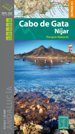 Wandelkaart Cabo de Gata | Editorial Alpina | 1:50.000 | ISBN 9788480906593