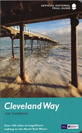 Wandelgids - Trekkinggids The Cleveland Way | Aurum Press | ISBN 9781845137816