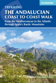 Wandelgids The Andalucian Coast to Coast Walk - Andalusie | Cicerone | ISBN 9781852849702