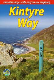 Wandelgids-Trekkinggids The Kintyre Way | Rucksack Readers | ISBN 9781898481812