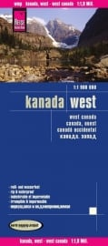Wegenkaart Canada west | Reise Know How | 1:1:1.900.000 | ISBN 9783831773053