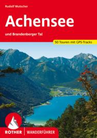 Wandelgids Achensee - Rofan en Brandenberger Tal | Rother Verlag | ISBN 9783763342198