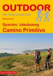 Wandelgids-Trekkinggids Camino Primitivo | Conrad Stein Verlag | Pelgrimsgids Primitivo | ISBN 9783866864825