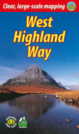 Wandelgids-Trekkinggids West Highland Way | Rucksack Readers | ISBN 9781898481867