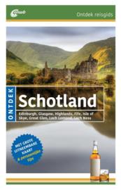 Reisgids ontdek Schotland | ANWB | ISBN 9789018043476