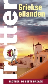Reisgids Griekse Eilanden | Lannoo Trotter | ISBN 9789401406567