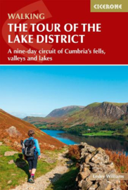 Wandelgids Lake District - Tour of the Lake District | Cicerone | ISBN 9781786310491