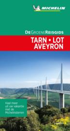 Reisgids Tarn - Lot -  Aveyron | Michelin groene gids | ISBN 9789401457156