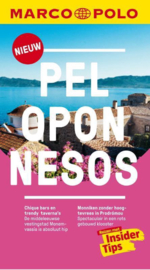 Reisgids Marco Polo Peloponnesos - nNederlandstalig | 62Damrak | ISBN 9783829758079