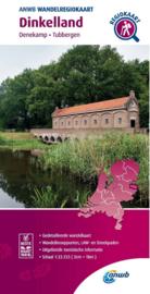 Wandelkaart Dinkelland - Twente | ANWB | 1:33.333 | ISBN 9789018046453