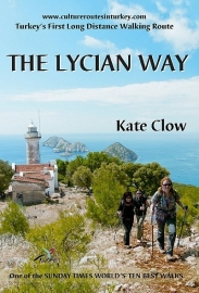 Wandelgids The Lycian Way | Upcountry Ltd | ISBN 9780957154728
