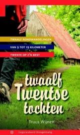 Wandelgids Twaalf Twentse Tochten | Gegarandeerd Onregelmatig | ISBN 9789078641339