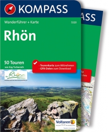 Wandelgids Rhön | Kompass | ISBN 9783990440407