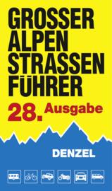 Autogids - Motorgids - Fietsgids Grosser Alpenstrassenführer | Denzel Verlag | ISBN 9783850477796