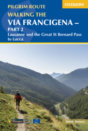 Wandelgids Via Francigena Deel 2 | Cicerone | ISBN 9781786310866