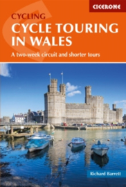 Fietsgids Cycle touring in Wales | Cicerone | ISBN 9781852849887