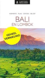 Reisgids Bali & Lombok | Capitool | ISBN 9789000369096