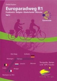 Fietsgids Europaradweg R1 - Von Frankreich über Belgien und den Niederlanden nach Münster | IS. RADWEG | ISBN 9783981002973