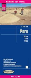 Wegenkaart Peru | Reise Know How | 1:1,5 miljoen | ISBN 9783831772803