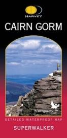 Wandelkaart Cairngorm - West | Harvey Maps | Schaal 1:25.000 | ISBN 9781851374939