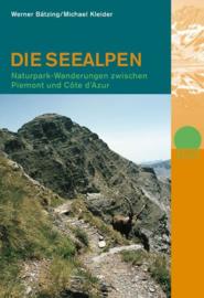 Wandelgids Die Seealpen | Rotpunkt Verlag | Wanderungen zwischen Piemont und Côte d`Azur | ISBN 9783858694348