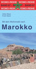 Campergids - Camperplaatsen Mit dem Wohnmobil nach Marokko | WOMO 67 | ISBN 9783869036748