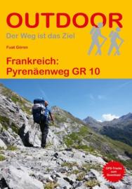 Wandelgids Pyrenäenweg GR10 - GR 10 | Conrad Stein Verlag 216 | ISBN 9783866865754