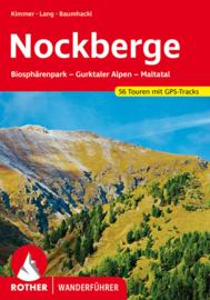 Wandelgids Nockberge - Biosphärenpark - Gurktaler Alpen | Rother Verlag | ISBN 97837633345120