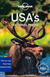 Natuurgids USA's best national Parks | Lonely Planet | ISBN 978-1786575968