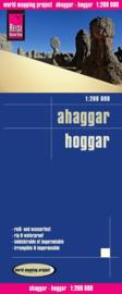 Wegenkaart Ahaggar - Hoggar | Reise Know How | 1:200.000 | ISBN 9783831772384