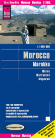 Wegenkaart Marokko | Reise Know How | 1:1 miljoen | ISBN 9783831773060