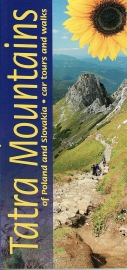 Wandelgids Tatra Mountains of Poland and Slovakia | Sunflower | ISBN 9781856914772