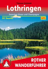 Wandelgids Lotharingen - Lothringen | Rother Verlag | ISBN 9783763344895