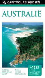 Reisgids Australie | Capitool | ISBN 9789000341443