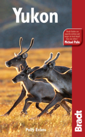 Reisgids Yukon | Bradt | ISBN 9781841623108